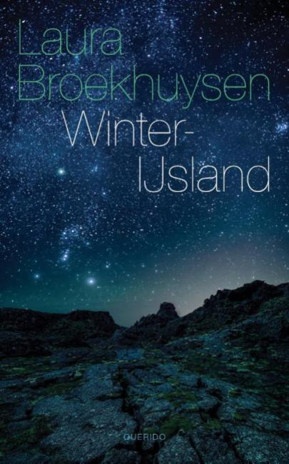 Book cover Winter-IJsland