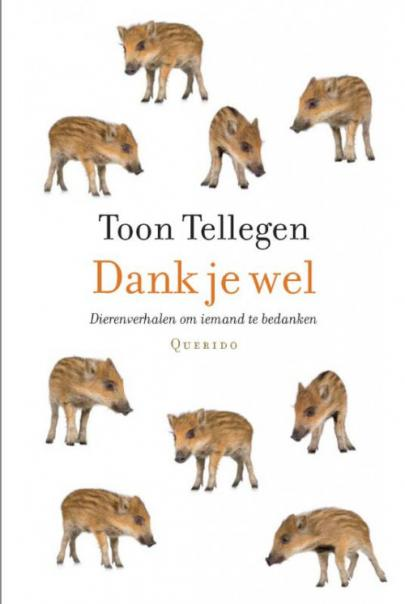 Book cover Dank je wel
