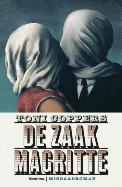 Book cover De zaak Magritte