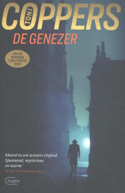 Book cover De Genezer