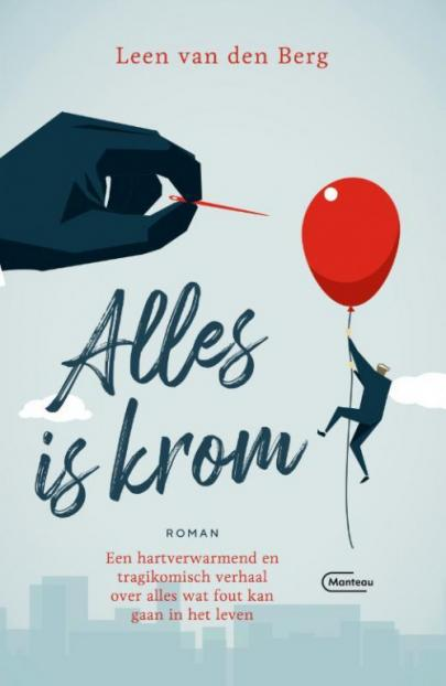 Book cover Alles is krom
