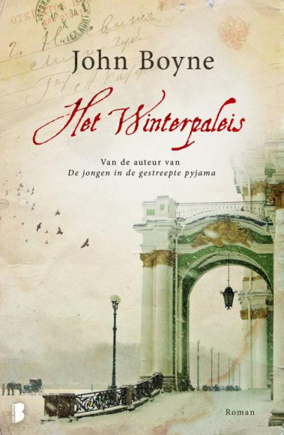 Book cover Het winterpaleis