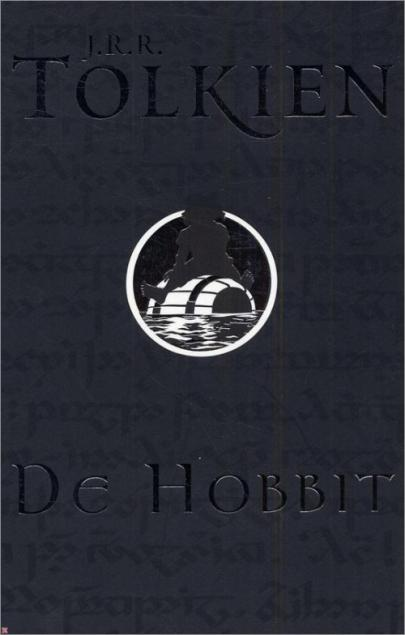 Book cover De Hobbit