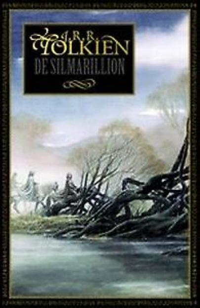 Book cover De silmarillion