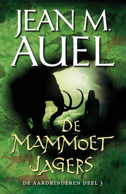 Book cover De mammoetjagers
