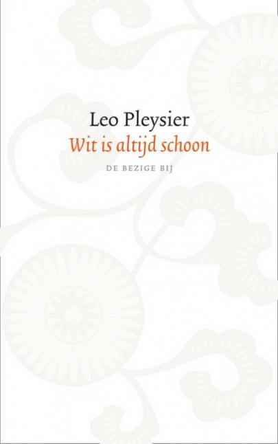 Book cover Wit is altijd schoon