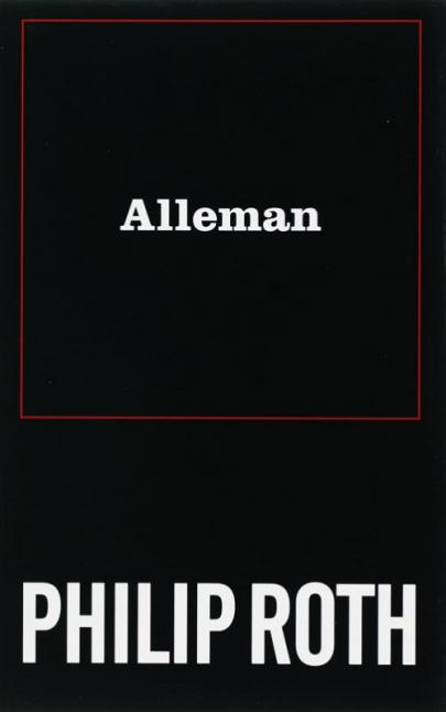 Book cover Alleman