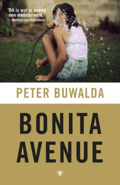 Book cover Bonita Avenue