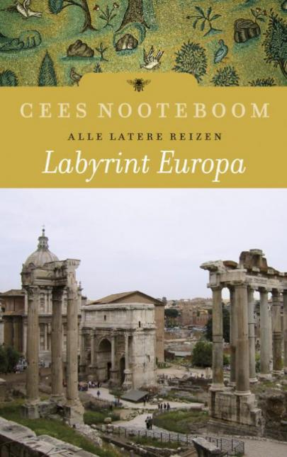 Book cover Labyrint Europa