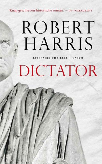 Book cover Dictator