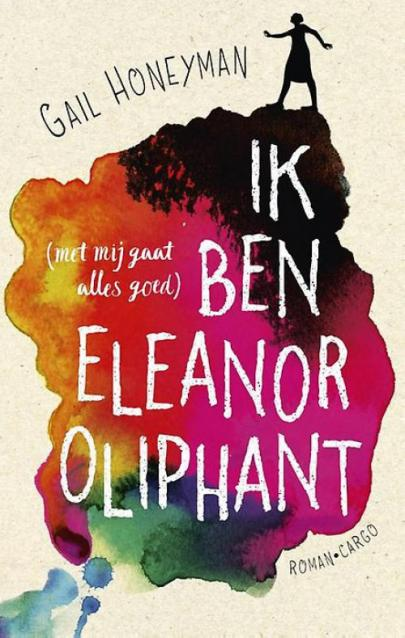 Book cover Ik ben Eleanor Oliphant