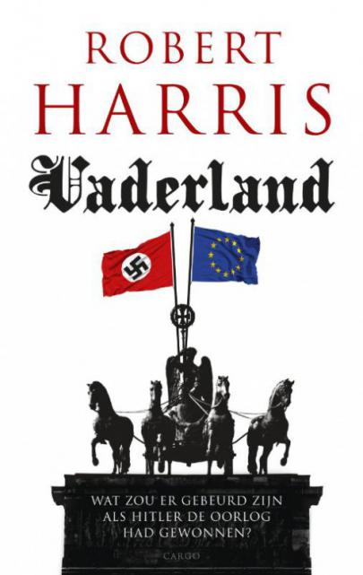 Book cover Vaderland