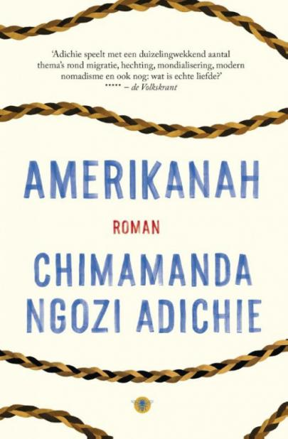 Book cover Amerikanah