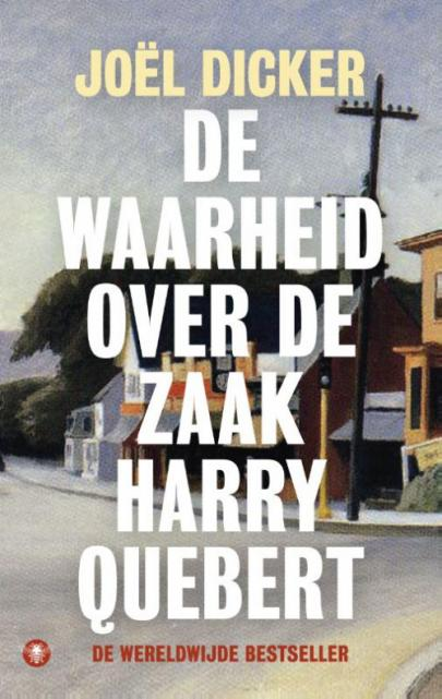 Book cover De waarheid over de zaak Harry Quebert