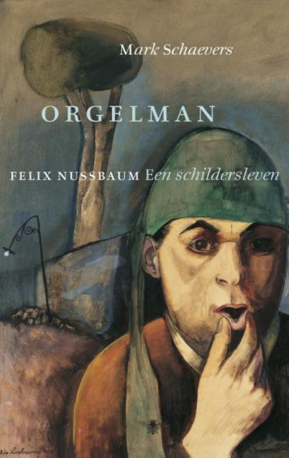 Book cover Orgelman
