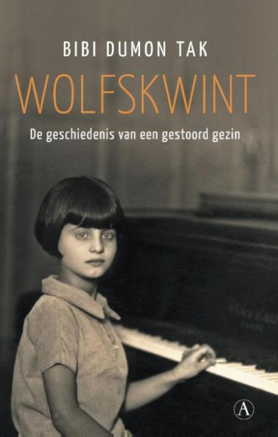 Book cover Wolfskwint