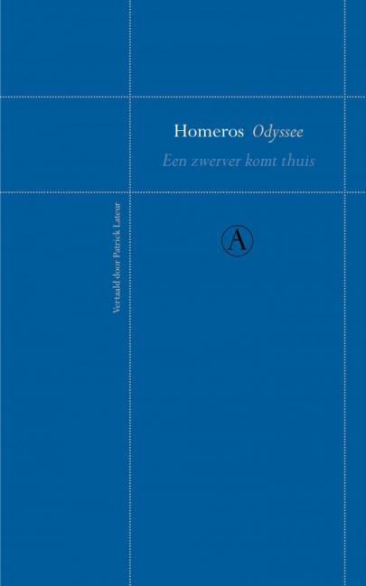 Book cover Odyssee
