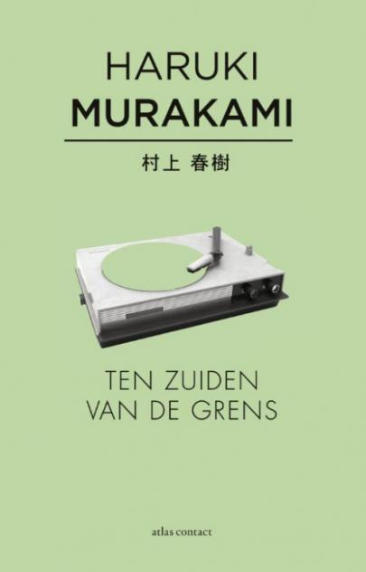 Book cover Ten zuiden van de grens