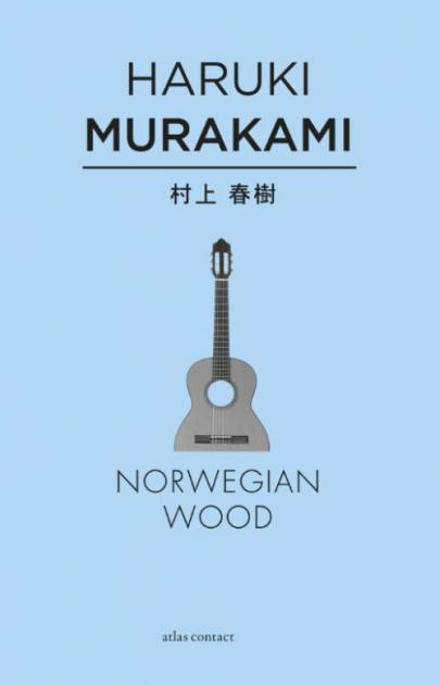 Book cover Norwegian wood
