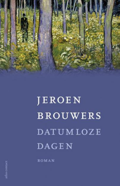 Book cover Datumloze dagen