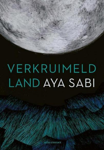 Book cover Verkruimeld land