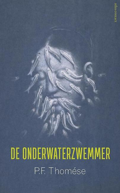 Book cover De onderwaterzwemmer