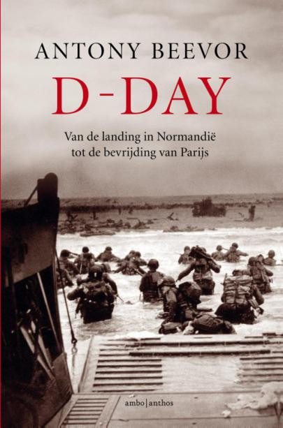 Book cover D-Day