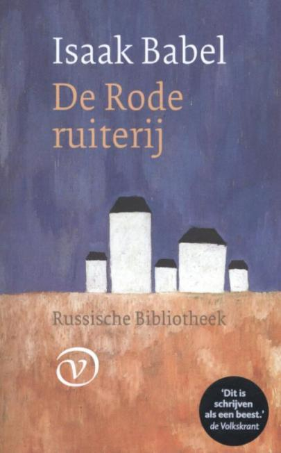 Book cover De rode ruiterij