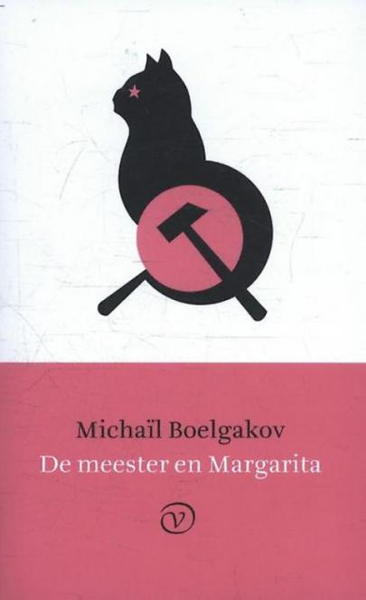 Book cover De meester en Margarita