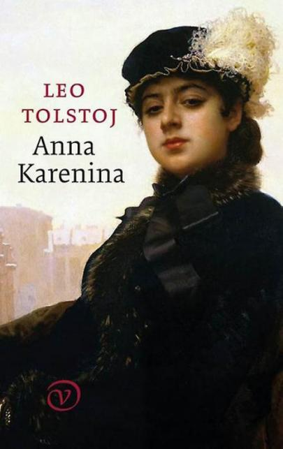 Book cover Anna Karenina