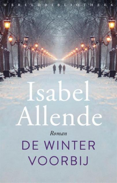 Book cover De winter voorbij