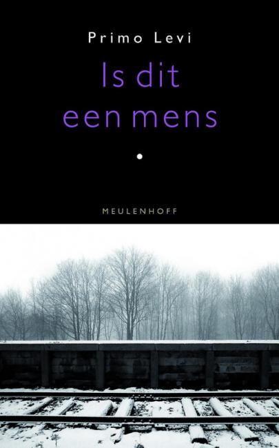 Book cover Is dit een mens