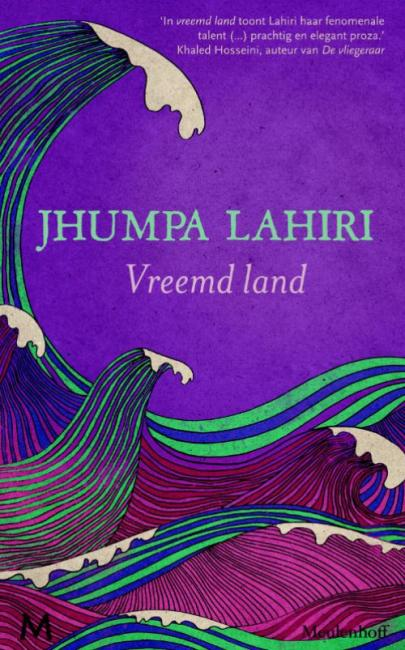 Book cover Vreemd land