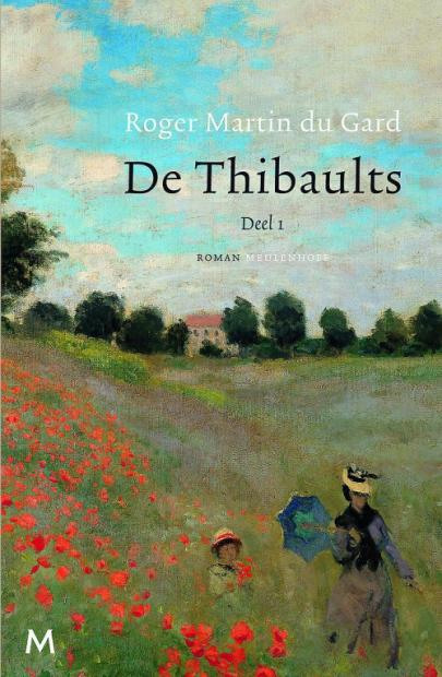 Book cover De Thibaults