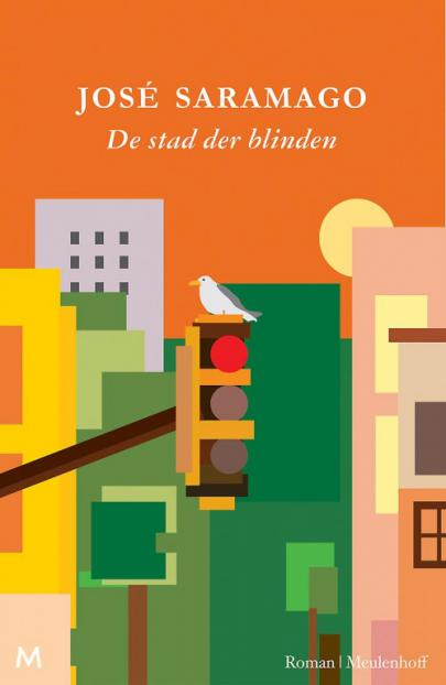 Book cover De stad der blinden