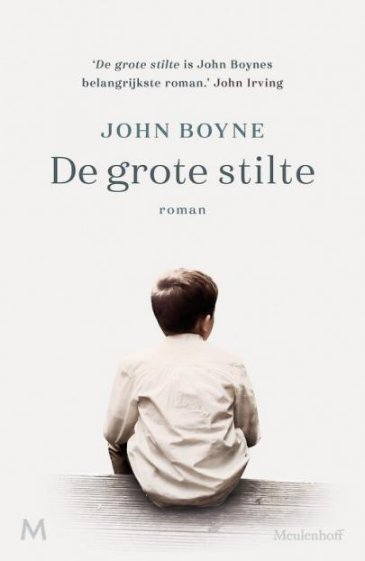 Book cover De grote stilte