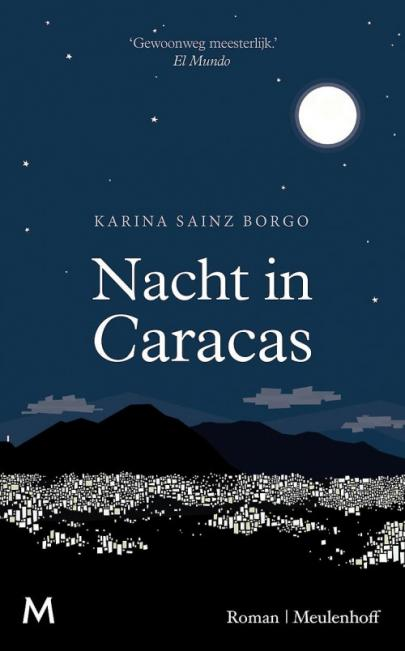 Book cover Nacht in Caracas