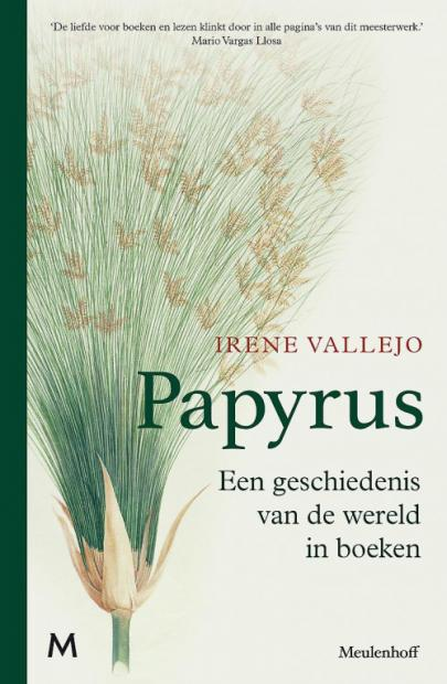 Book cover Papyrus