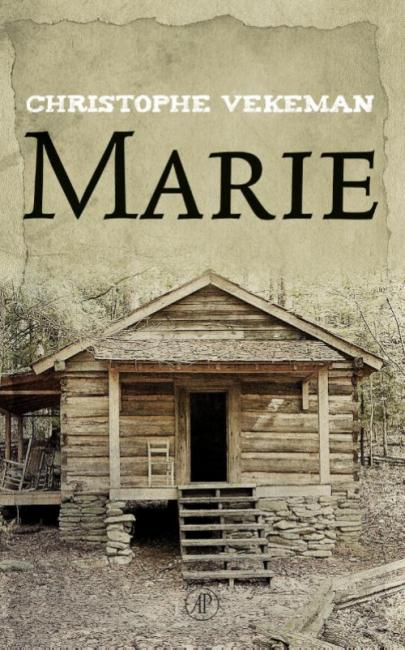 Book cover Marie