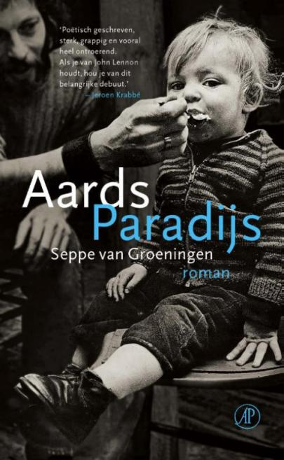 Book cover Aards Paradijs