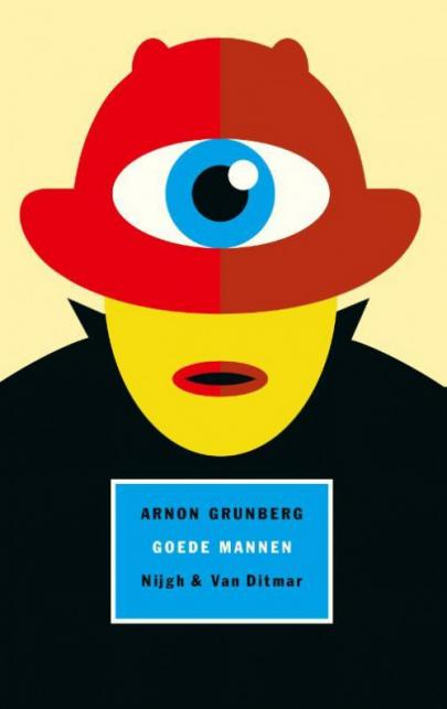 Book cover Goede mannen