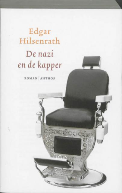 Book cover De nazi en de kapper