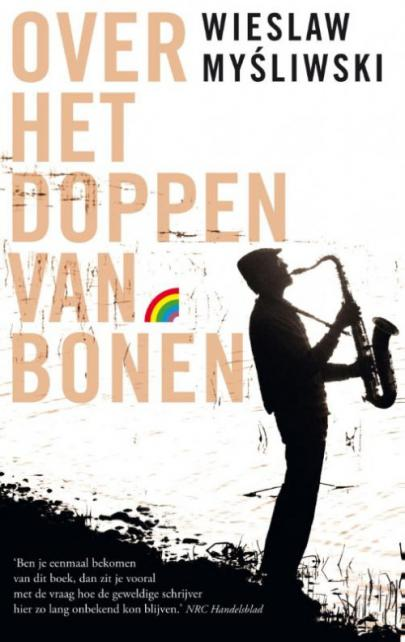 Book cover Over het doppen van bonen