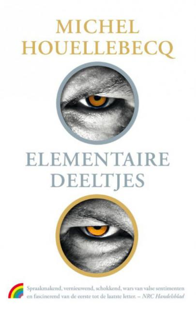 Book cover Elementaire deeltjes