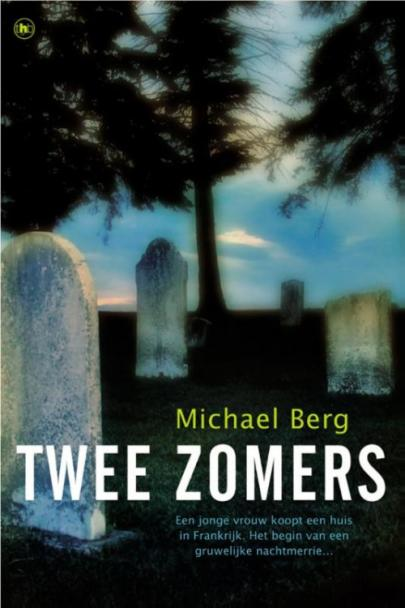 Book cover Twee zomers