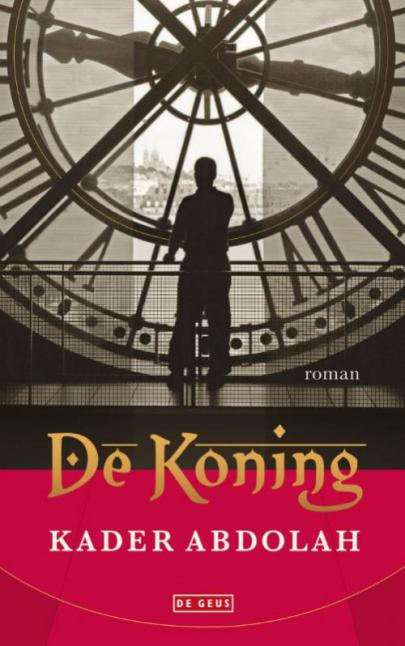 Book cover Koning