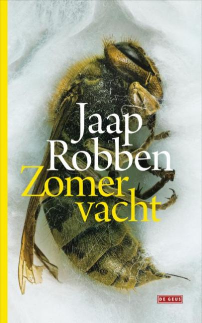 Book cover Zomervacht