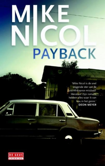 Book cover Payback