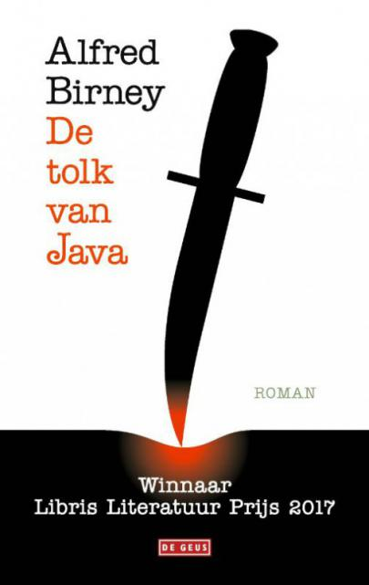 Book cover De tolk van Java