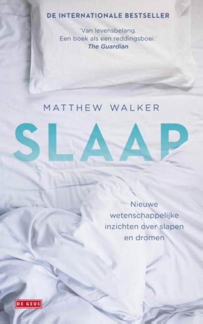 Book cover Slaap